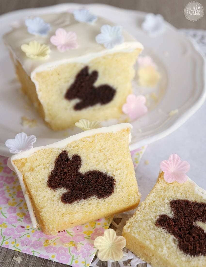 Eierlikör Surprise Cake März Box Rezept
