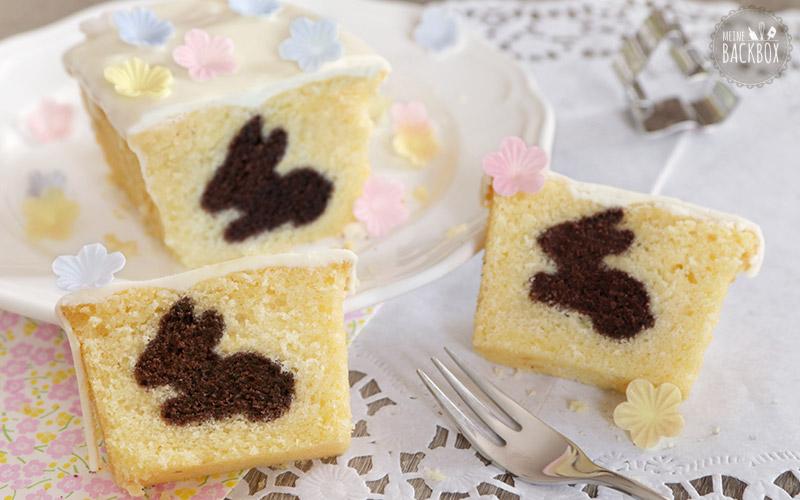 Eierlikoer Surprise Cake Rezept Osterbox