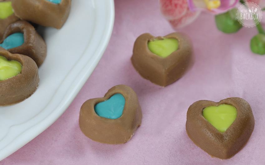 Schokoladen Fudge Rezept