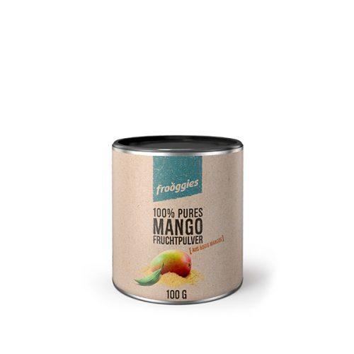 Frooggies Fruchtpulver Mango