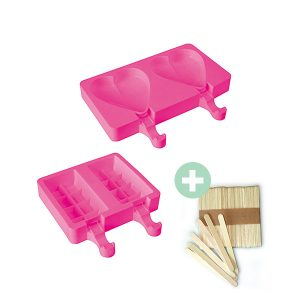 Silikomart Ice Cream Moulds