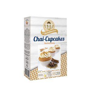 Die Backschwestern Chai-Cupcakes
