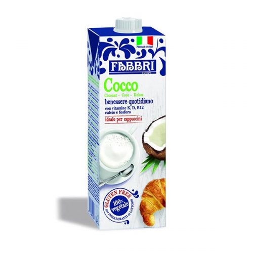 Fabbri Milchgetränk Kokos
