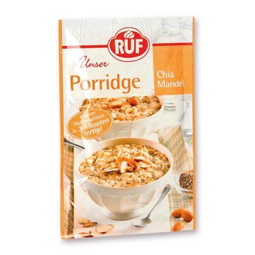 RUF Porridge Chia Mandel