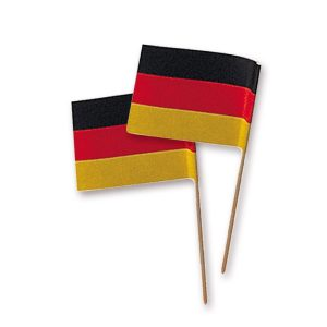 Fackelmann Deutschland-Fahne Picker