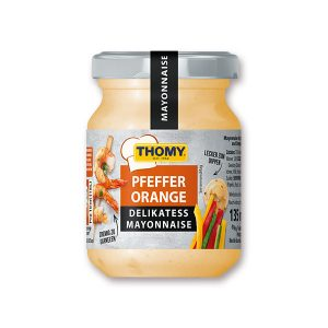 Thomy Mayonnaise Pfeffer Orange