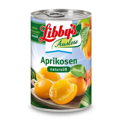 Libby's Aprikosen natursüß