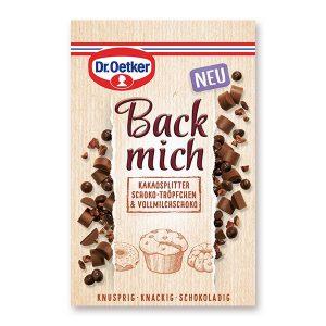 Dr. Oetker Back Mich Schoko-Tröpfchen