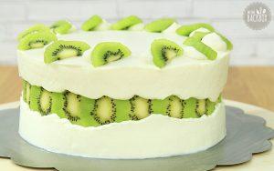 Kiwi Fault Line Cake