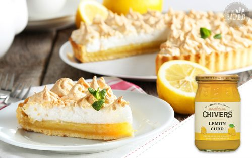 Sommer Box Juli Sneak Vorschau Lemon Tarte mit Lemon Curd