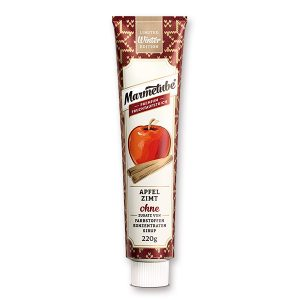 Marmetube Apfel Zimt