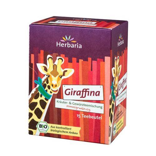 Herbaria Giraffina Kräuter- und Gewürzteemischung