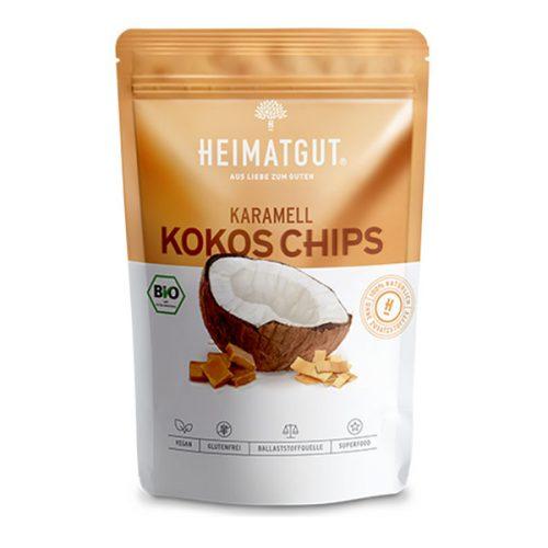 Heimatgut Kokos Chips Karamell