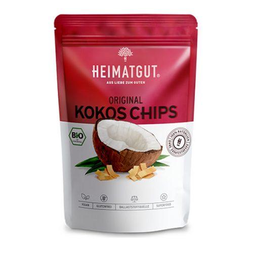 Heimatgut Kokos Chips Original
