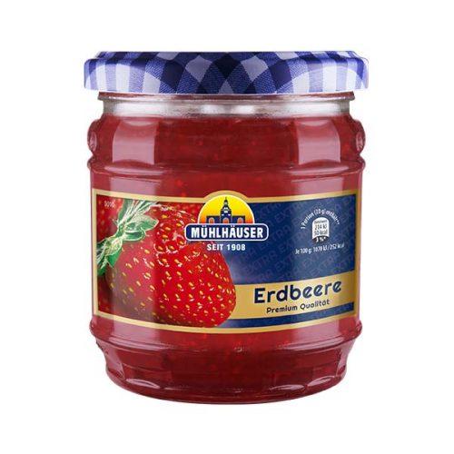 Mühlhäuser Konfitüre Erdbeere