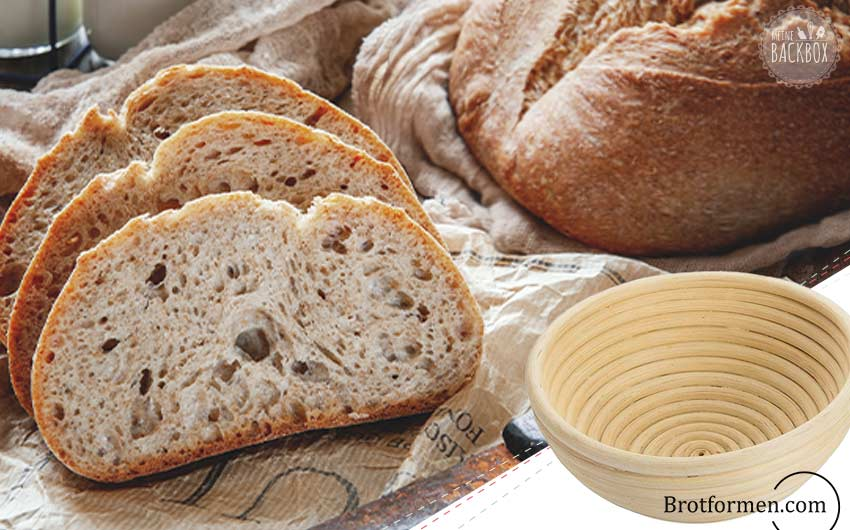 Frühstücks Box – Brot selber backen Vorschau