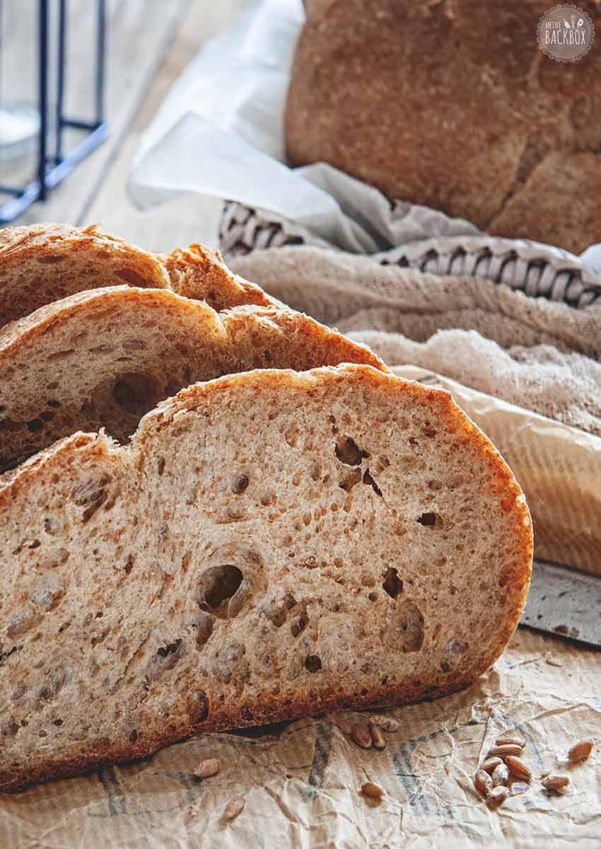 Frühstücks Box – Brot selber backen