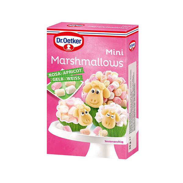 Dr. Oetker Mini Marshmallows