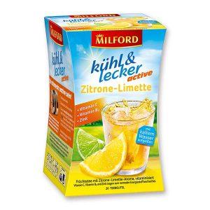 Milford kühl & lecker Zitrone-Limette