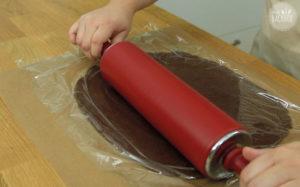 Ischler Törtchen Rezept: Teig ausrollen