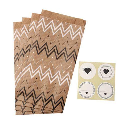 Zenker Geschenktüten mit Sticker