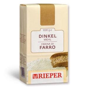 Rieper Dinkel Mehl