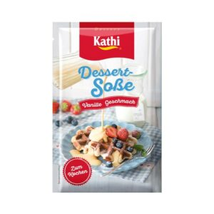 Kathi Dessertsoße Vanille Geschmack