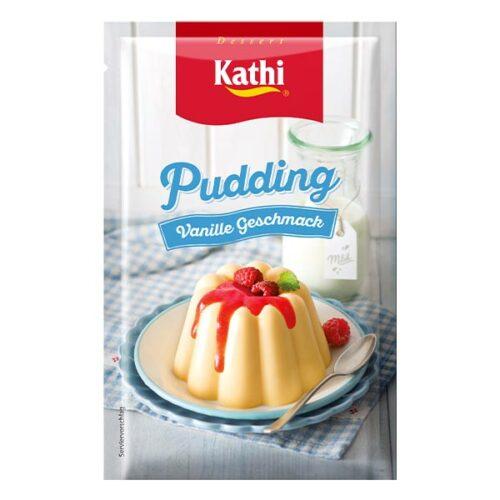 Kathi Pudding Vanille Geschmack