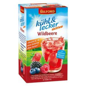 Milford kühl & lecker active Wildbeere
