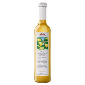 Darbo Sirup Sizilianische Zitrone