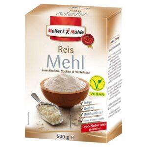 Müller's Mühle Reismehl