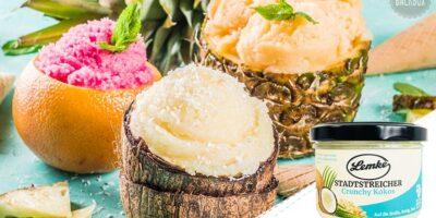 Sneak No Bake Summer Box: Lemke Kokoscreme
