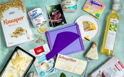 Unboxing Juli Box No Bake Summer