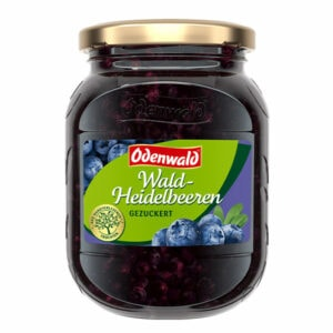 Odenwald Wald-Heidelbeeren