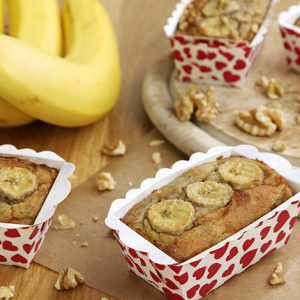 Bananenbrot Fit & Healthy Meine Backbox