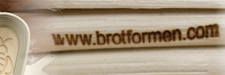 Brandheader Brotformen.com