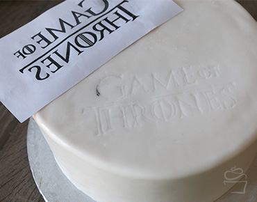 Game of Thrones Red Velvet Cake Tutorial