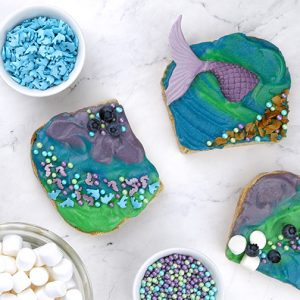 Mermaid Toast Juli Box Meine Backbox
