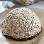 Mohnblumen Strauss Modelliermasse RiceKrispie Marshmallow Anleitung