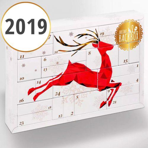 Meine Backbox Adventskalender 2019