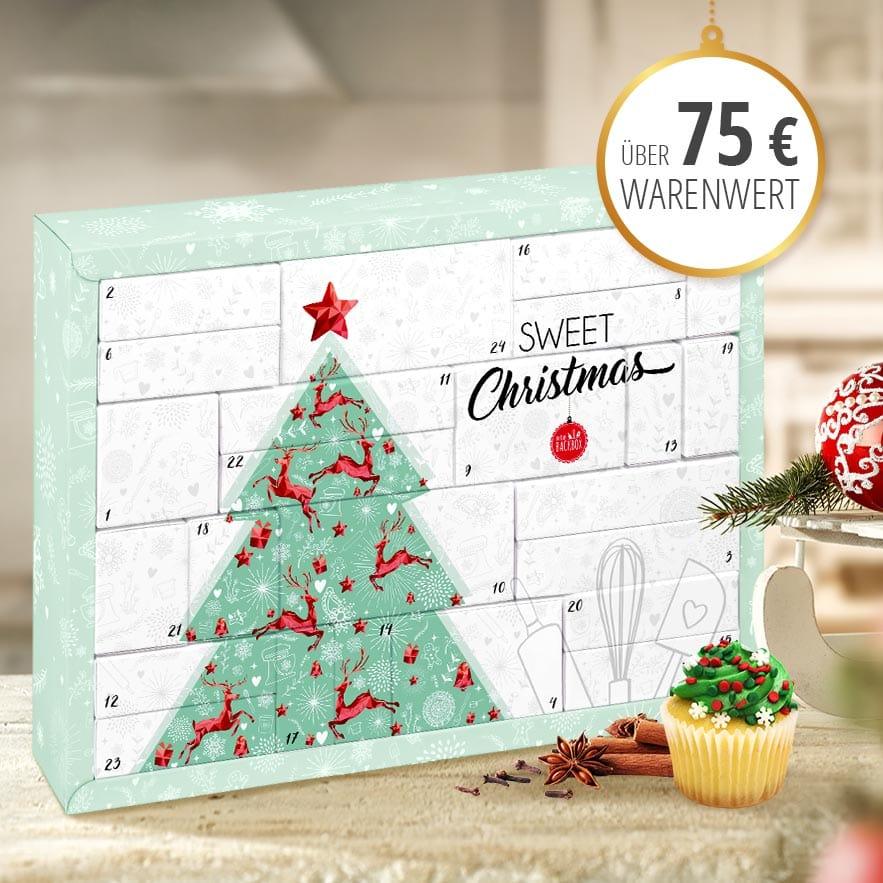 Meine Backbox Back Adventskalender Produktbild mit über 75 € Warenwert