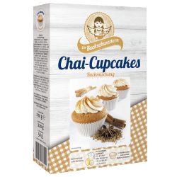 Produkt Backschwestern Chaicupcakes