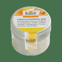 Birkmann Lebensmittelfarbe Gelb