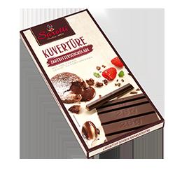 Sarotti Kuvertüre Zartbitterschokolade