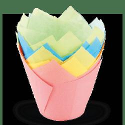 Dr. Oetker Tulip Papier-Backförmchen
