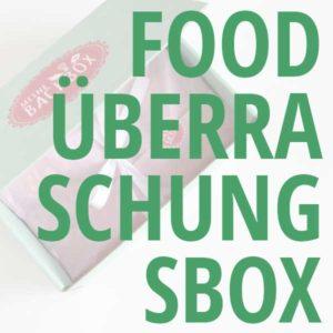 Food Überraschungsbox Meine Backbox