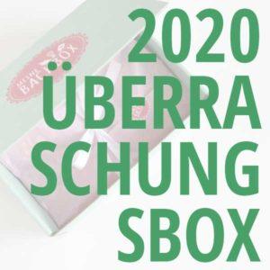 Überraschungsbox 2020 Meine Backbox