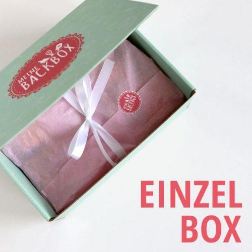 Meine Backbox Jahres Einzelbox Gutschein