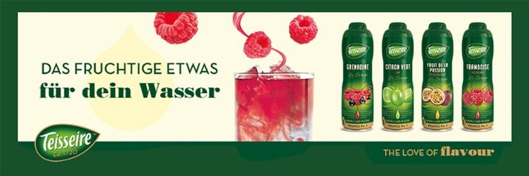 Brandheader Teisseire