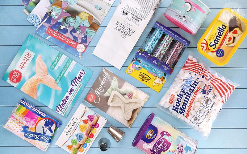 Unboxing Produkte Juli Box 2018